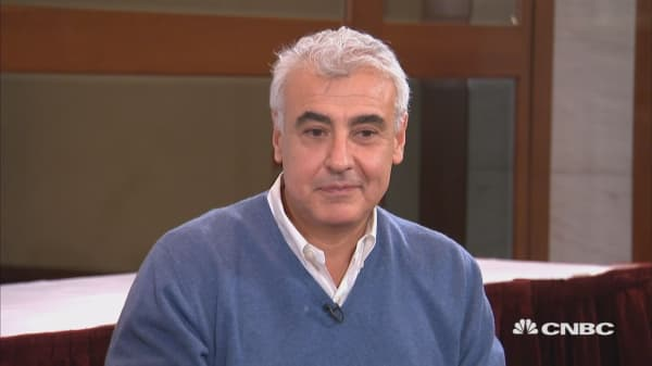 Mody's inteview with Marc Lasry