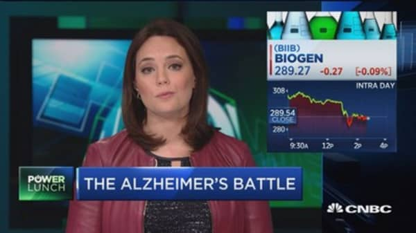 Postive results in study of Alzheimer's