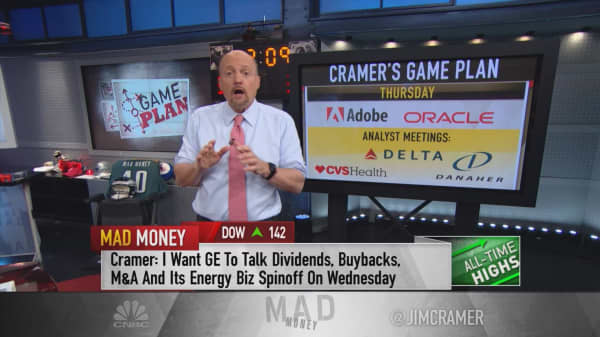 Cramer's game plan: Next week could be the wake-up call that stops the rally in its tracks