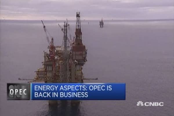 Real substance to non-OPEC cut announcement