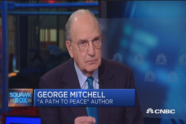 Sen. Mitchell on Trump and Russia