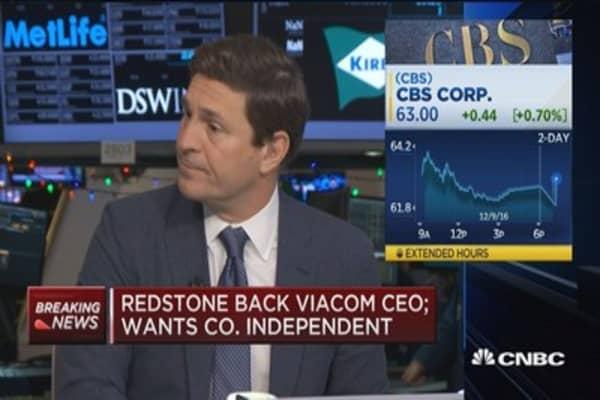 Shari Redstone withdraws CBS-Viacom merger proposal