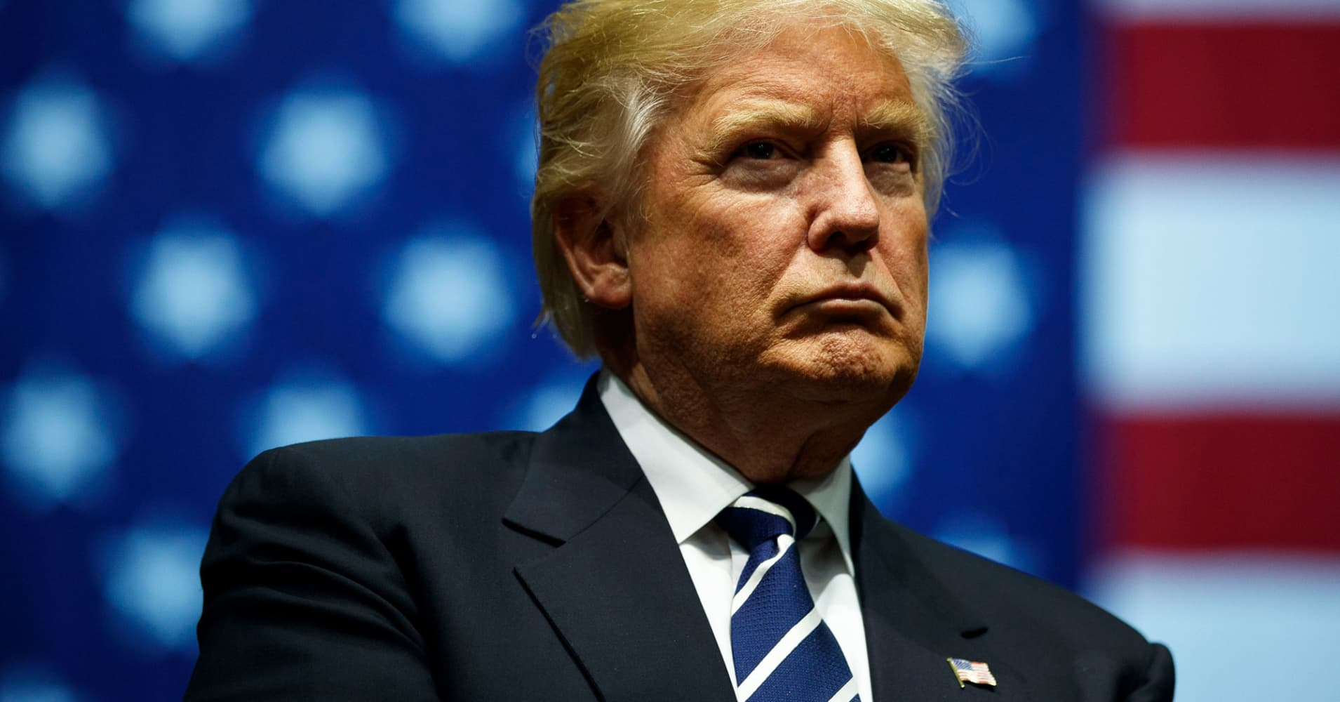 Trump backs $750 billion defense budget request to Congress, says US official