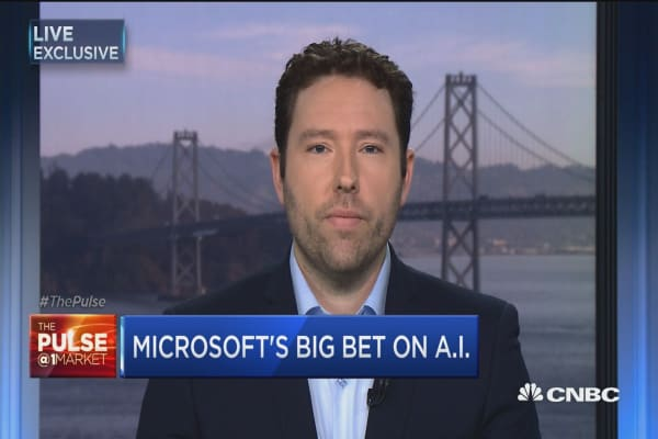 Microsoft Ventures announces investment in Element AI