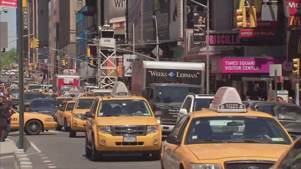 Here's why New York City traffic could get worse
