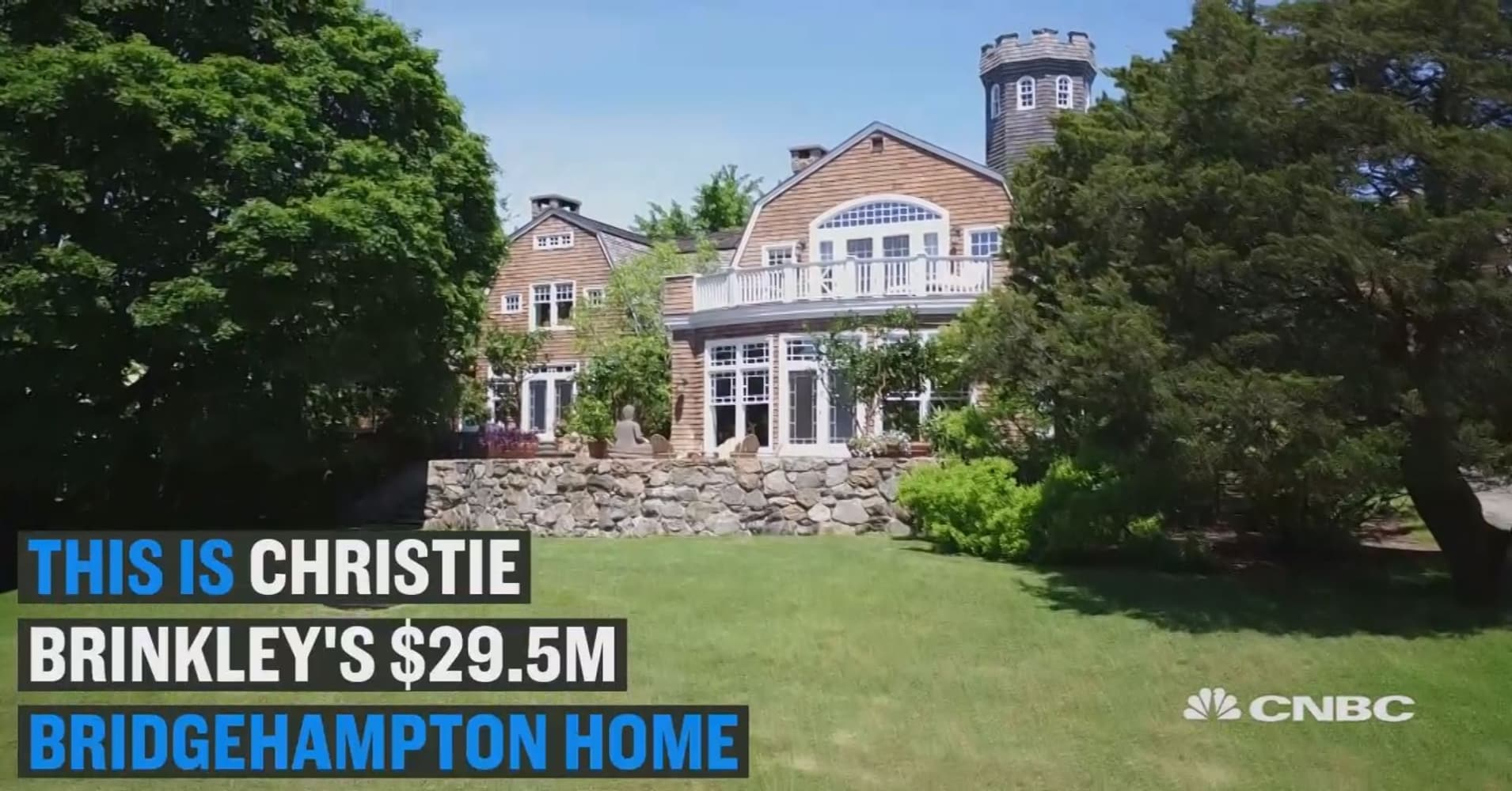 See inside Christie Brinkley's $29 5M Hamptons home