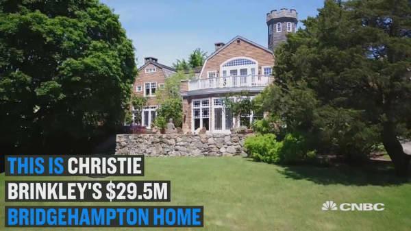 See Inside Christie Brinkley's $29.5M Hamptons Home