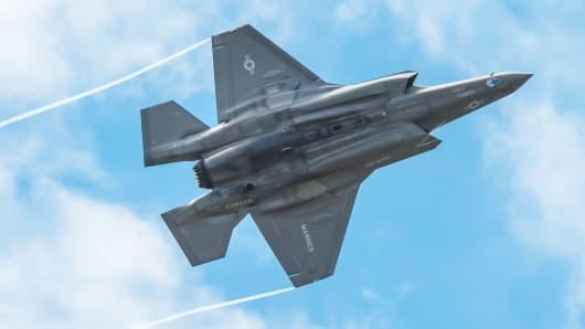 Lockheed Martin F-35B Lightning II