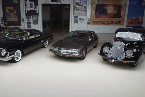 Which of these three space age cars appreciates best?