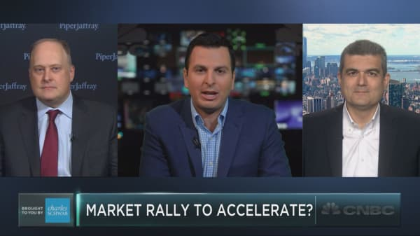Market rally about to go into turbo-drive?