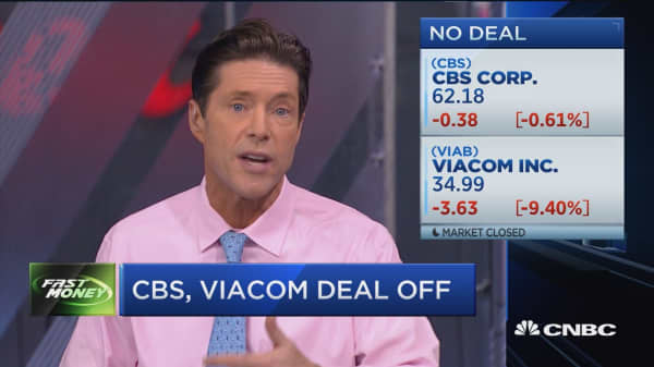CBS, Viacom deal off: Next media merger?