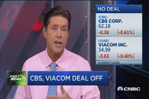 CBS, Viacom deal off: Next media merger?