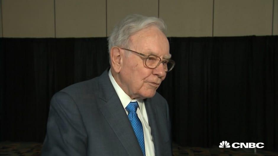 CEO shares the best business advice Warren Buffett ever gave him