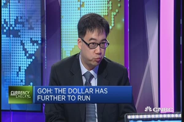 USD has more room to run: Expert