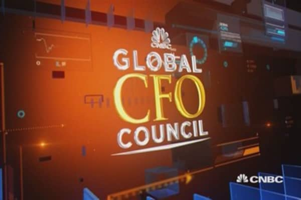 CFO Council: Trump should prioritize corporate tax reform