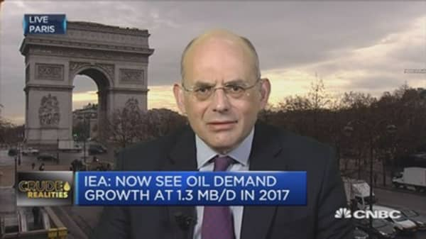 Oil market soon could move into deficit in 2017: Pro