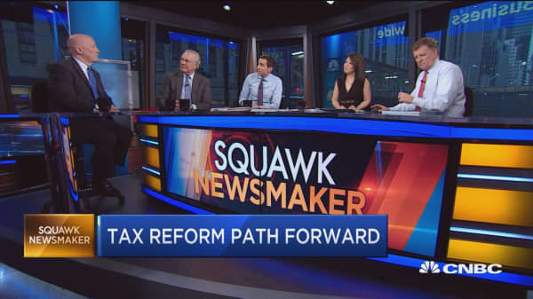 Rep. Brady: Tax reform realities