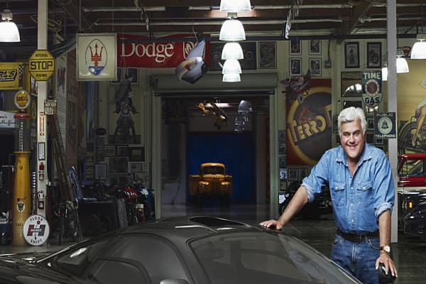 Jay Leno has no debt thanks in large part to abiding by this one rule