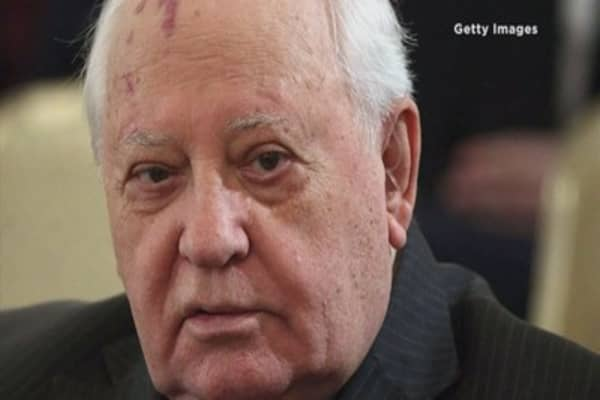 Mikhail Gorbachev stresses importance of relations between nations