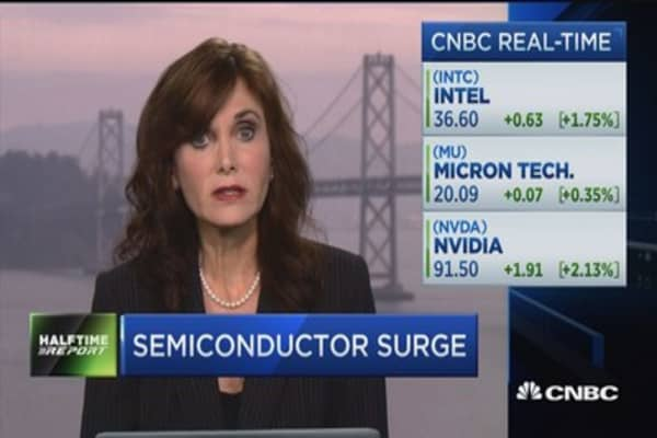 Hees: Expect Intel growth in face of declining PC market