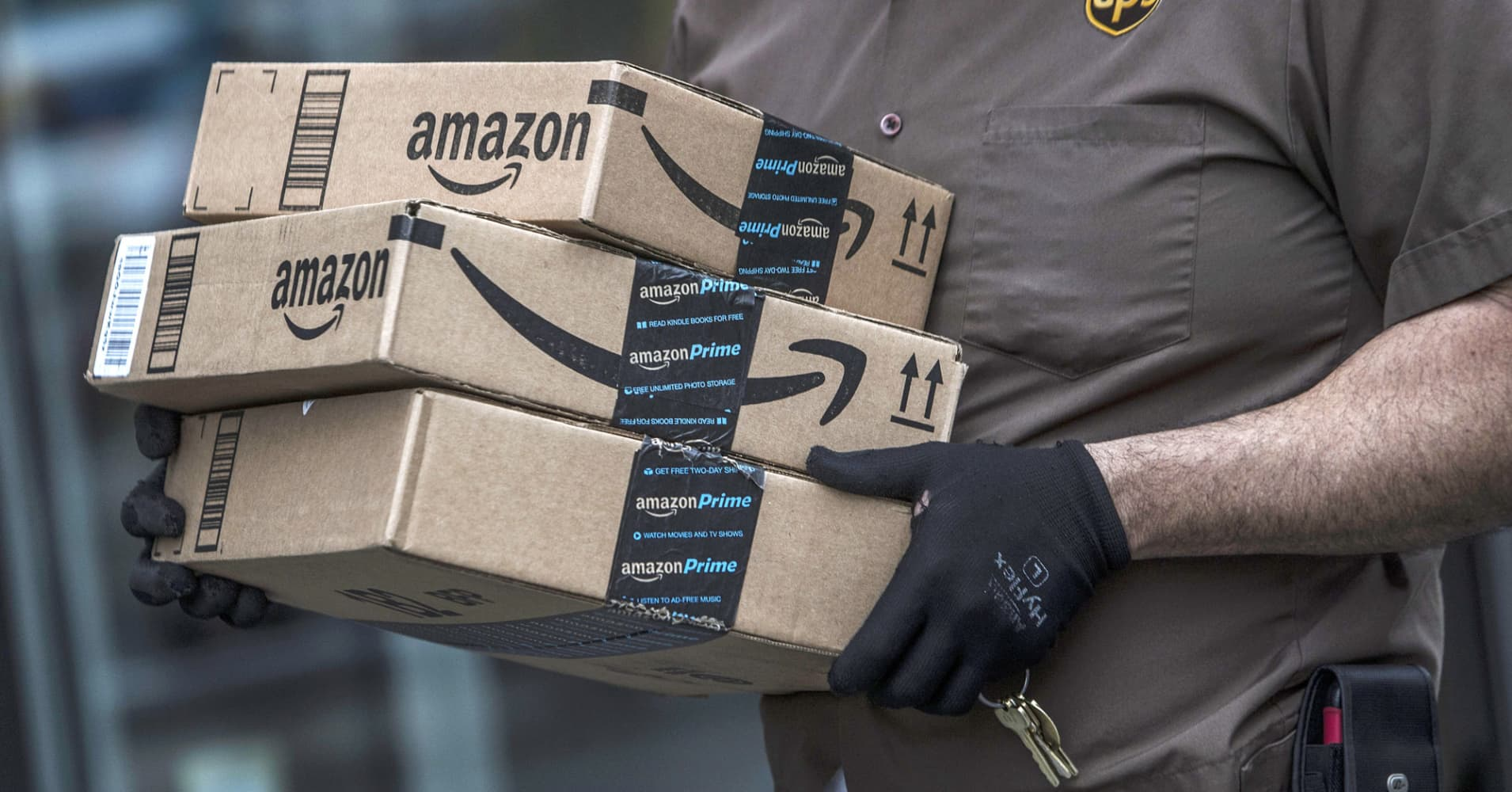 Amazon Makes Clear it's Now Competing with Shippers like FedEx and UPS in its Annual Filing