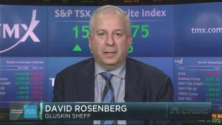 David Rosenberg's market worries