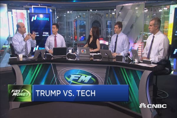 Tech CEOs to meet with Trump: What to expect