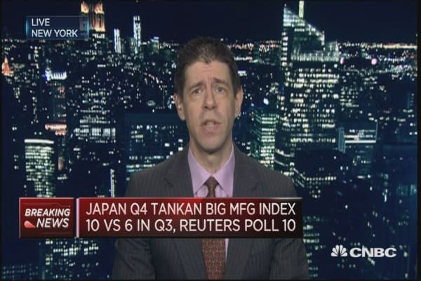 Japan Inc is doing better