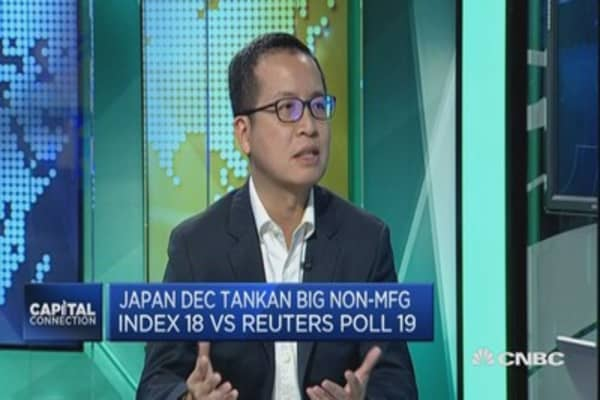 External demand uncertain for Japan: Economist