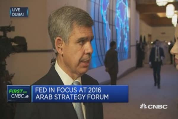 Fed will signal at least 2 hikes in 2017: El-Erian