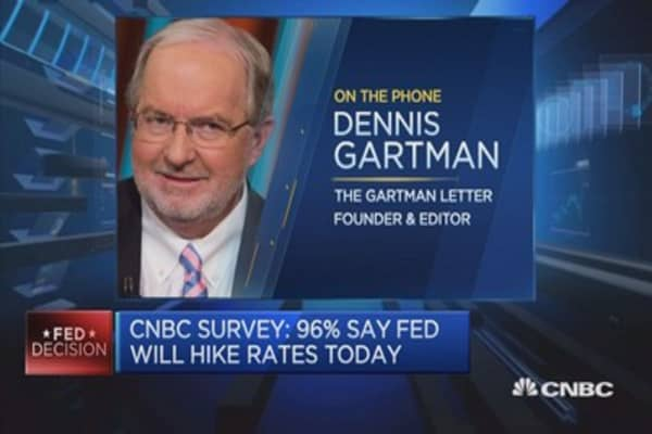 Only own gold in non-US dollar terms: Gartman