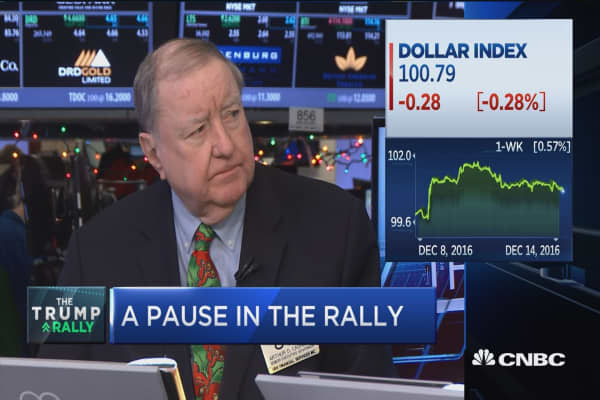 Cashin: Possible nose-to-nose between Trump and Fed