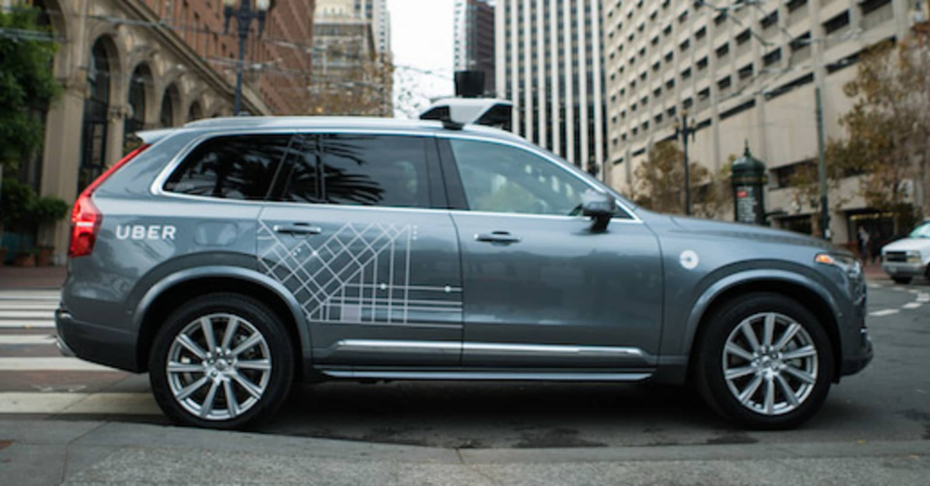 Uber Suspends Self Driving Car Program After Arizona Crash