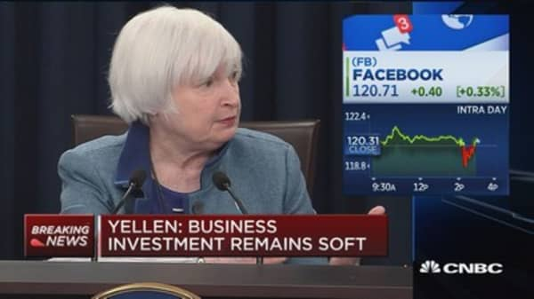Yellen: I won't offer Trump advice on his own policy