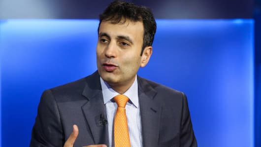 Ruchir Sharma of Morgan Stanley Investment Management
