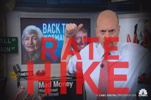 Cramer Remix: Why the market didn't tank after the Fed's rate hike