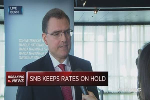 Our monetary policy must remain expansionary: SNB chairman