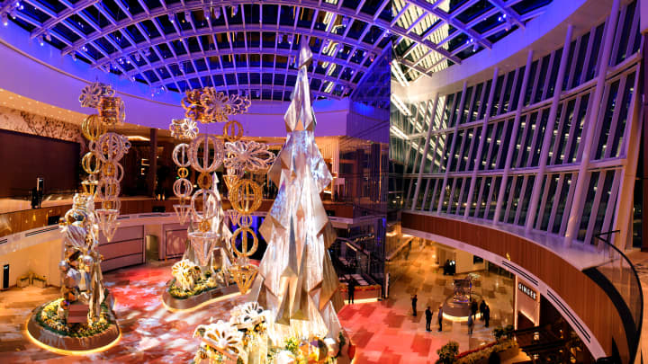 Mgm National Harbor Brings A Slice Of Las Vegas To The Dc Maryland Area