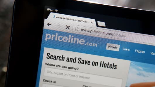 Travel firm Priceline to change its name