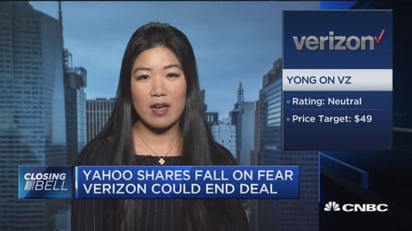 Squali: Huge black eye for Yahoo, but Verizon will still be interested