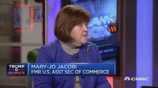 Jacobi: Businesses should welcome Trump's pro-business agenda