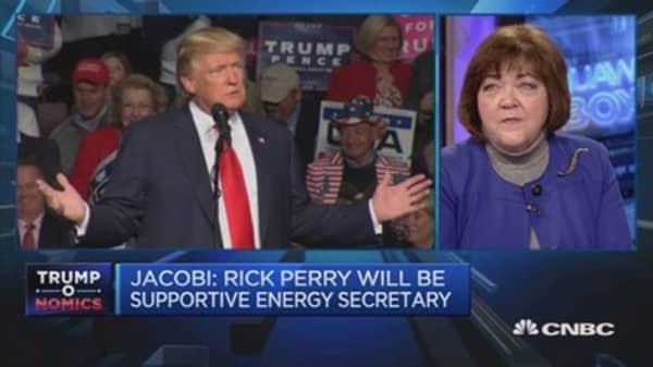 Trump's appointees will have a tough time with confirmation: Jacobi