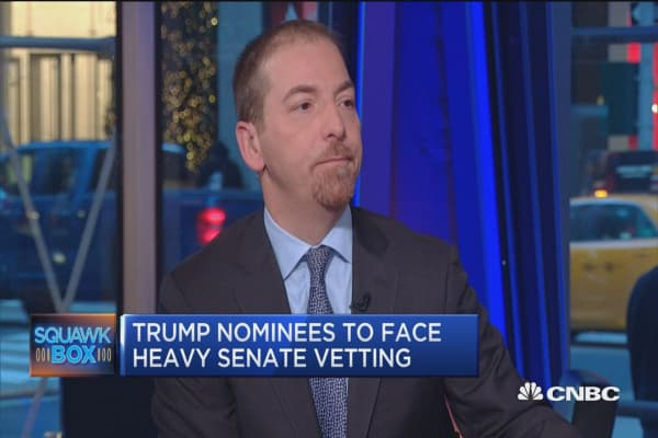 US needs to go big to shame Russia on hacking: Chuck Todd