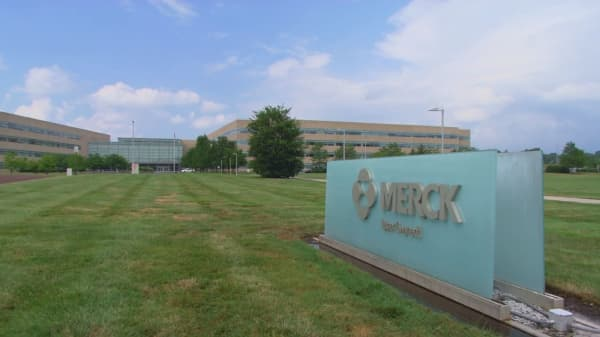 Merck awarded $2.54B in patent suit against Gilead
