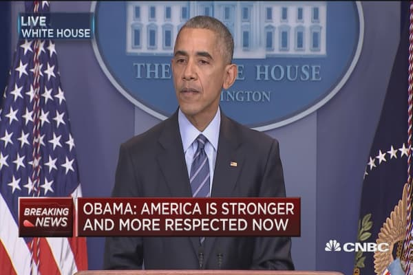 Obama: Syria is one of the hardest issues I've faced