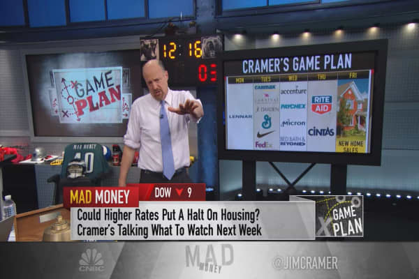 Cramer's game plan: Santa rally could have legs next week