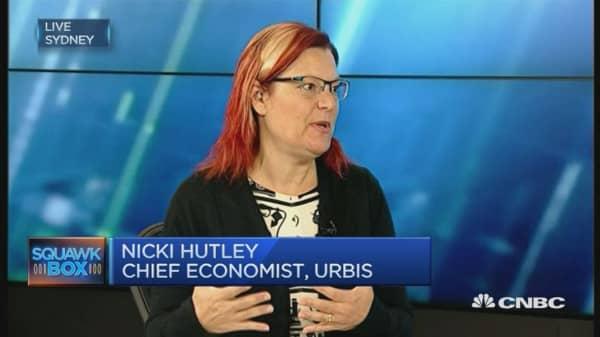 Better terms of trade saved Australia's hide: Economist