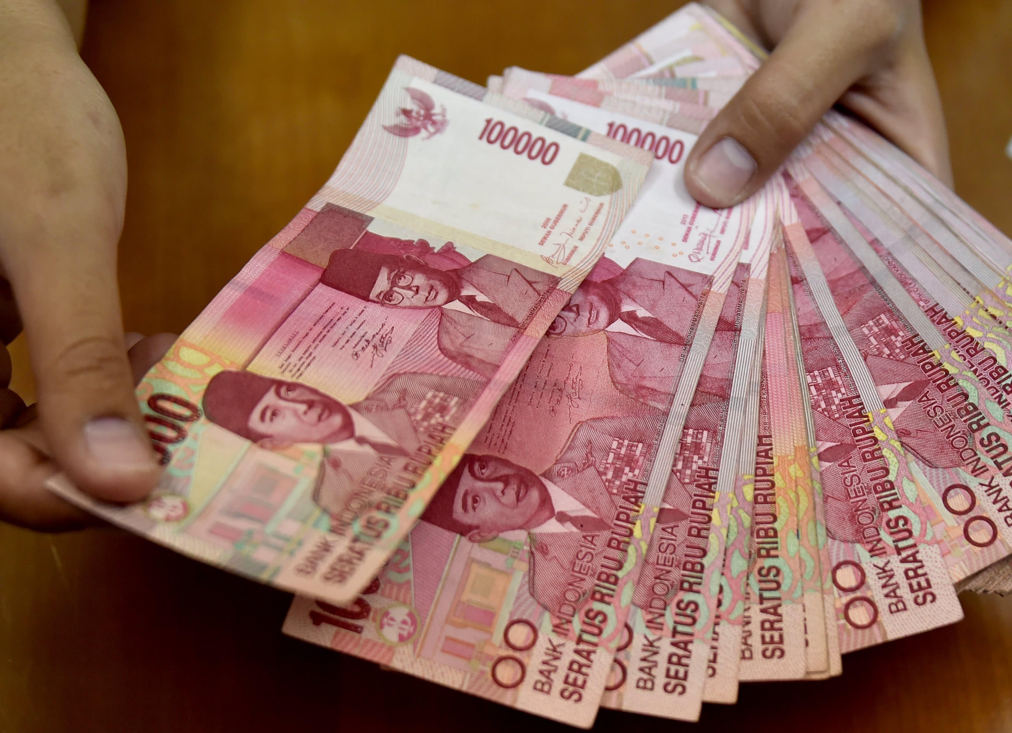 Indonesian Trade Minister Enggartiasto Lukita On Rupiah Deficits