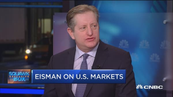 Eisman: Undoing Dodd-Frank would be a disaster