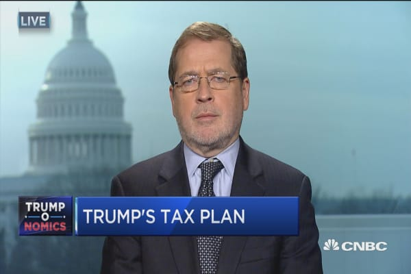 Trump's tax plan